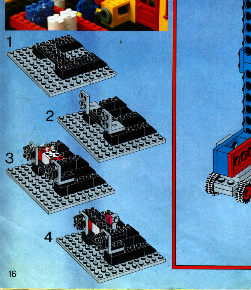 Page 16 from the LEGO Idea Book.