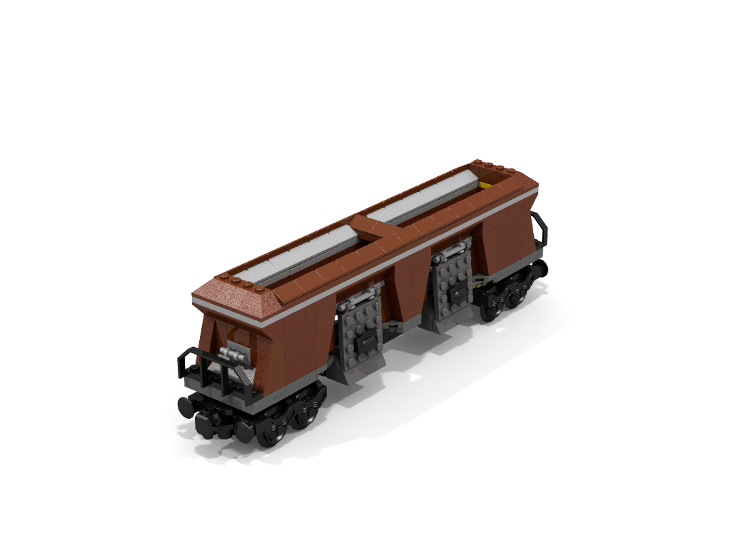 Hopper rendered view.